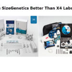 sizeGenetics vs X4 Labs
